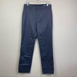 Bonobos 30 x 32 Gray Weekday Warrior Friday Pants
